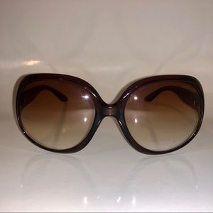Brown Givenchy Sunglasses